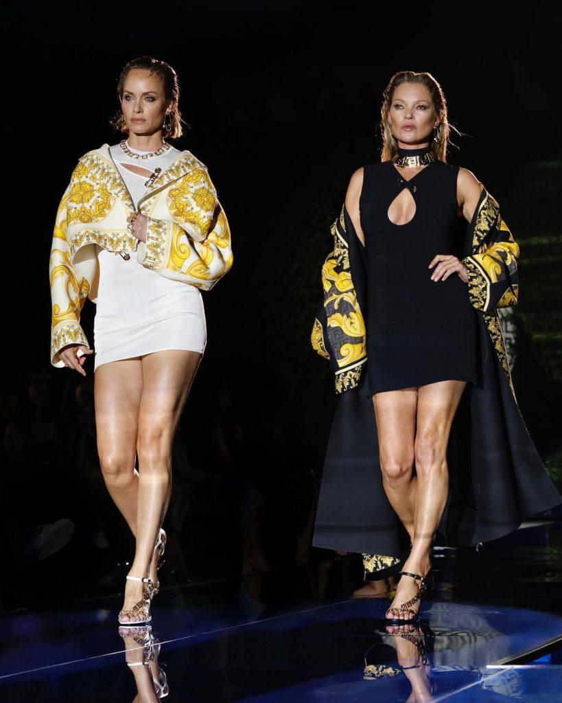 Дождались: все детали совместного показа Fendi и Versace