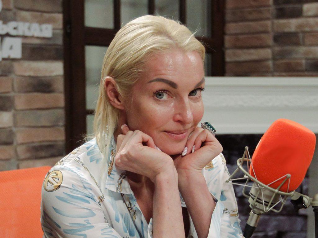 Анастасия Волочкова о своем новом возлюбленном: «У меня действительно есть отношения с красивым и сексуальным мужчиной»