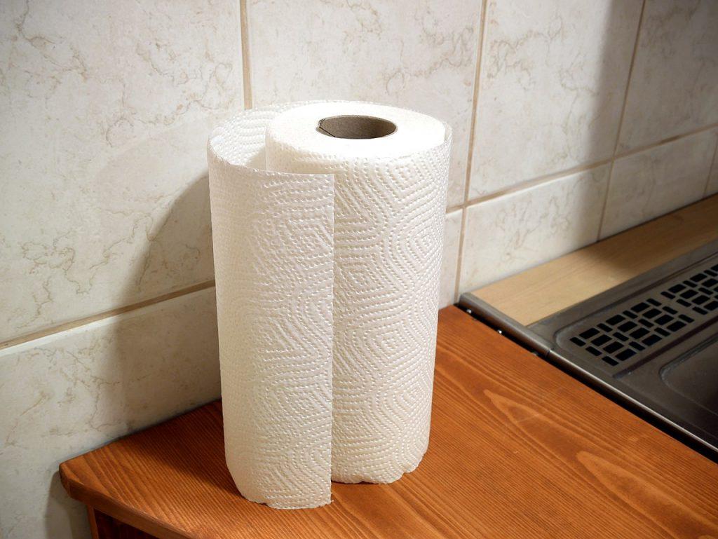 Почему нужно прекратить использовать тканевые полотенца (и купить бумажные)