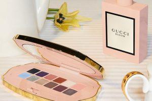 Gucci презентовали первую палетку теней из 12 оттенков
