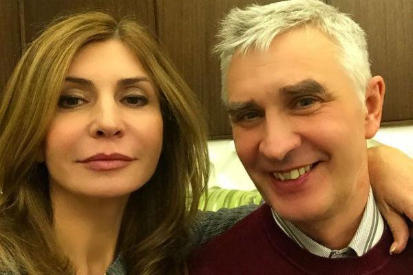 Ирина Агибалова призналась, что расстается с мужем