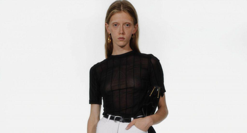 CHAKSHYN впервые показали вещи из денима в новой коллекции для женщин