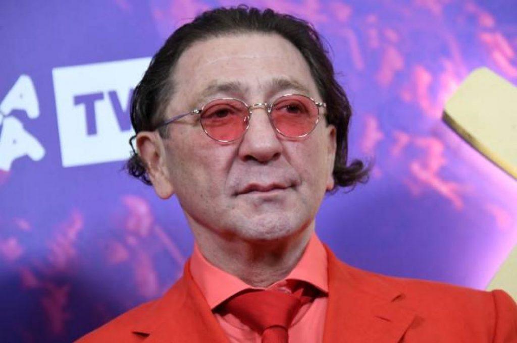 Григорий Лепс презентовал новый альбом