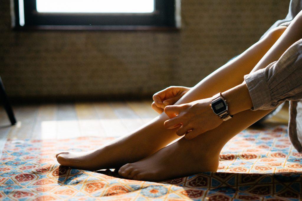 Ортопед умоляет вас растягивать следующую часть тела, чтобы облегчить боль в ногах