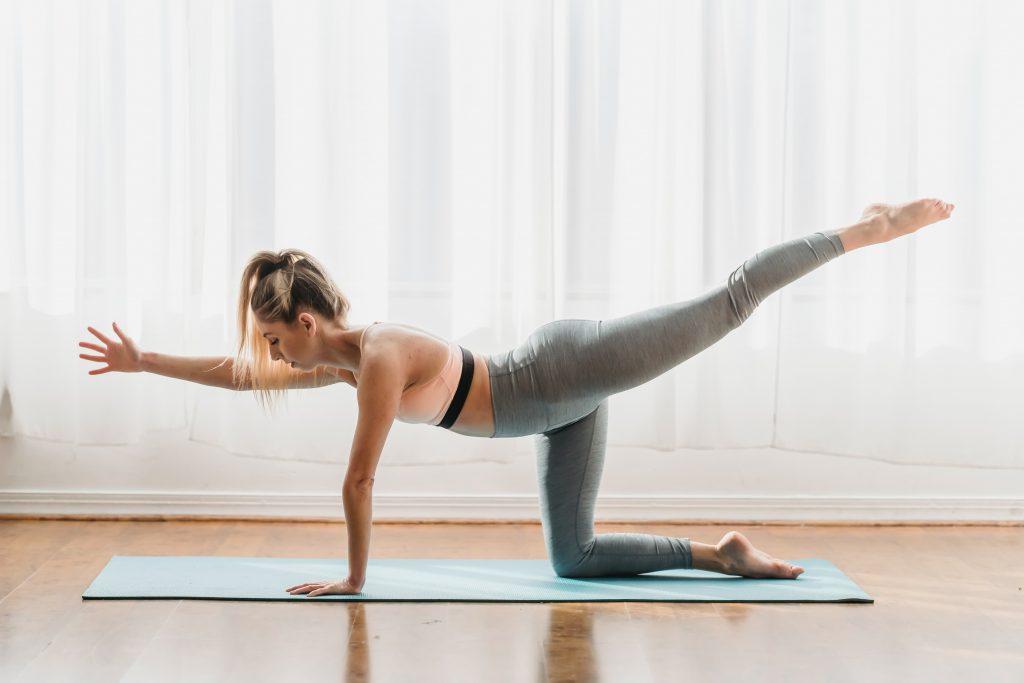 Ненавидите планку? Альтернативное мощное упражнение на мышцы кора