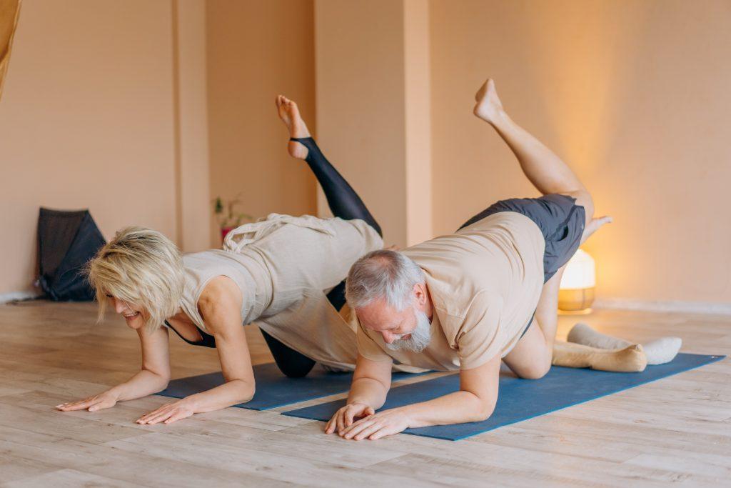 Если люди старше 60 не делают следующее на тренировке, в ней нет смысла