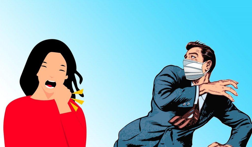 Простуда или COVID-19: как по кашлю понять, что именно у вас?
